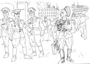 Особая гордость дембеля — военная форма