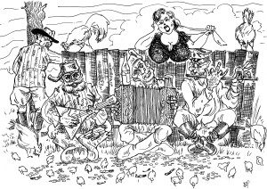 Цель буржуазно-бандитского переворота 90-х достигнута: макиавеллиевское «разделяй и властвуй» оправдало себя