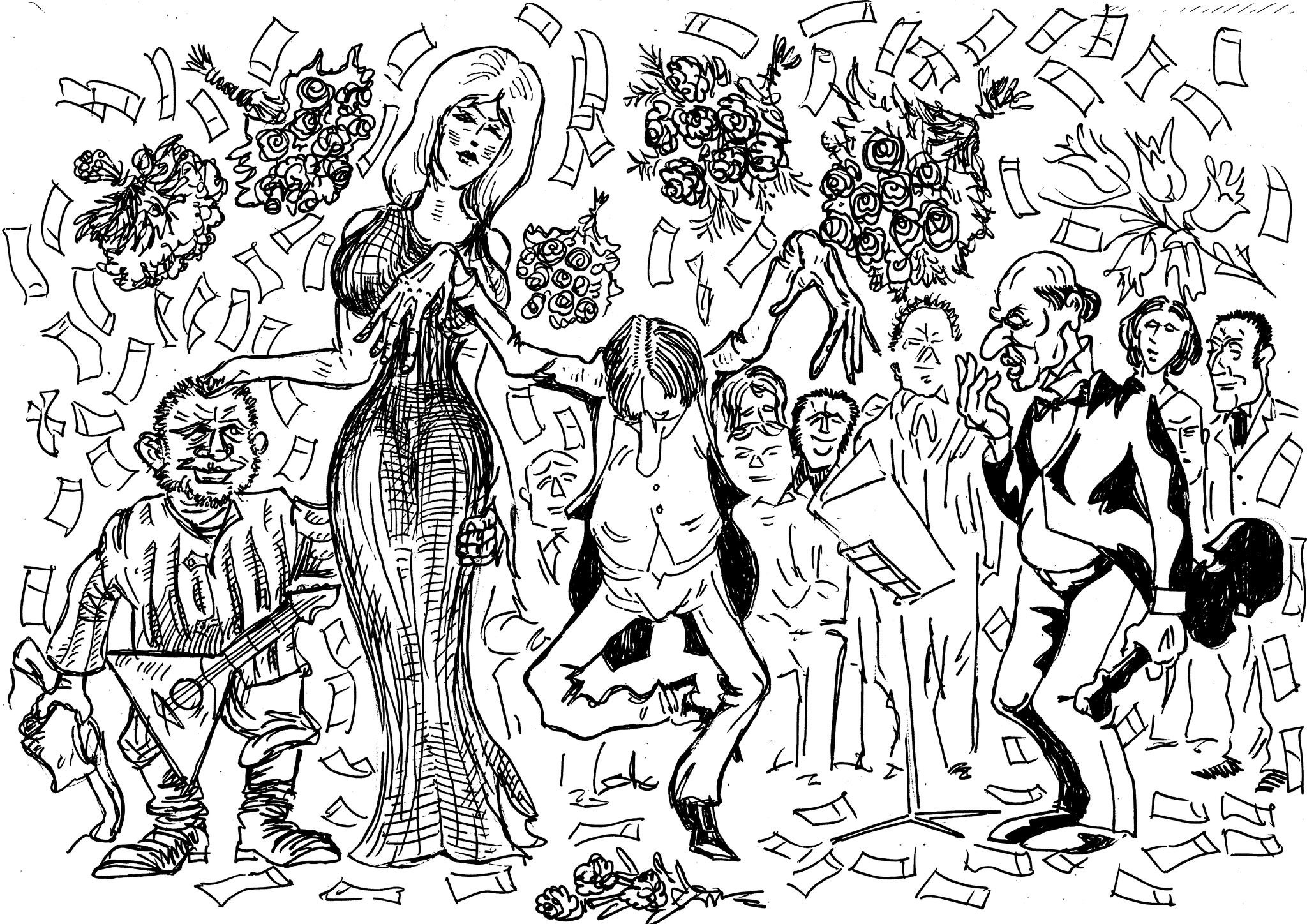 «Тоска» элиты по всему русскому — тоска живодёра-садиста по жертве