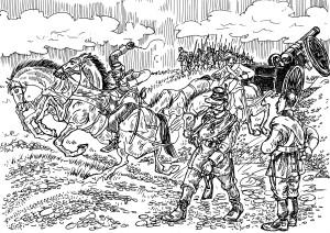 Освободительные походы Русской Армии по освобождению славянских народов от турецкого ига. 1856 год