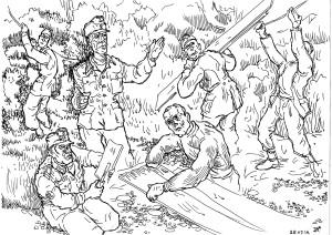 Горно-пионерные батальоны
