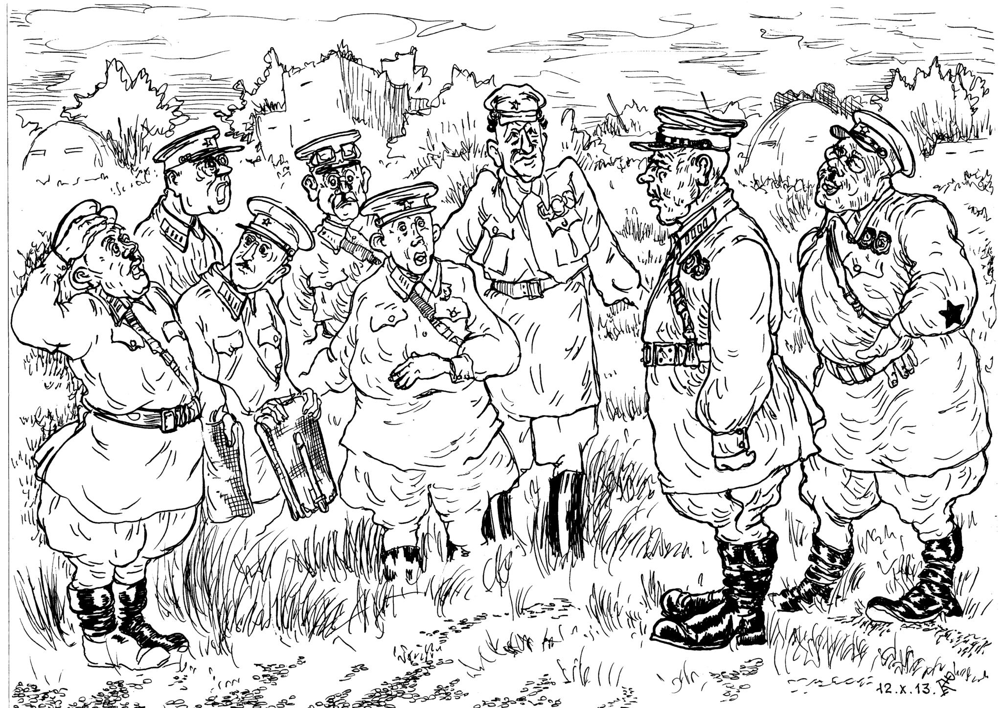 К какой войне готовилось правительство СССР: оборонительной или…