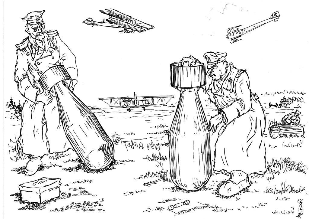 Авиационная бомба — это вам не «банка с порохом»