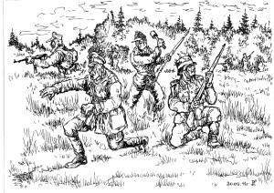 Горные стрелки Вермахта — это лёгкая пехота для малых, скрытых и эффективных операций