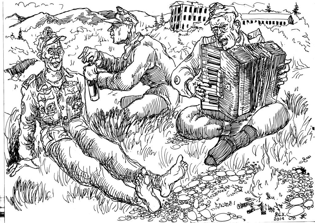 Состав горнострелковых дивизий Вермахта
