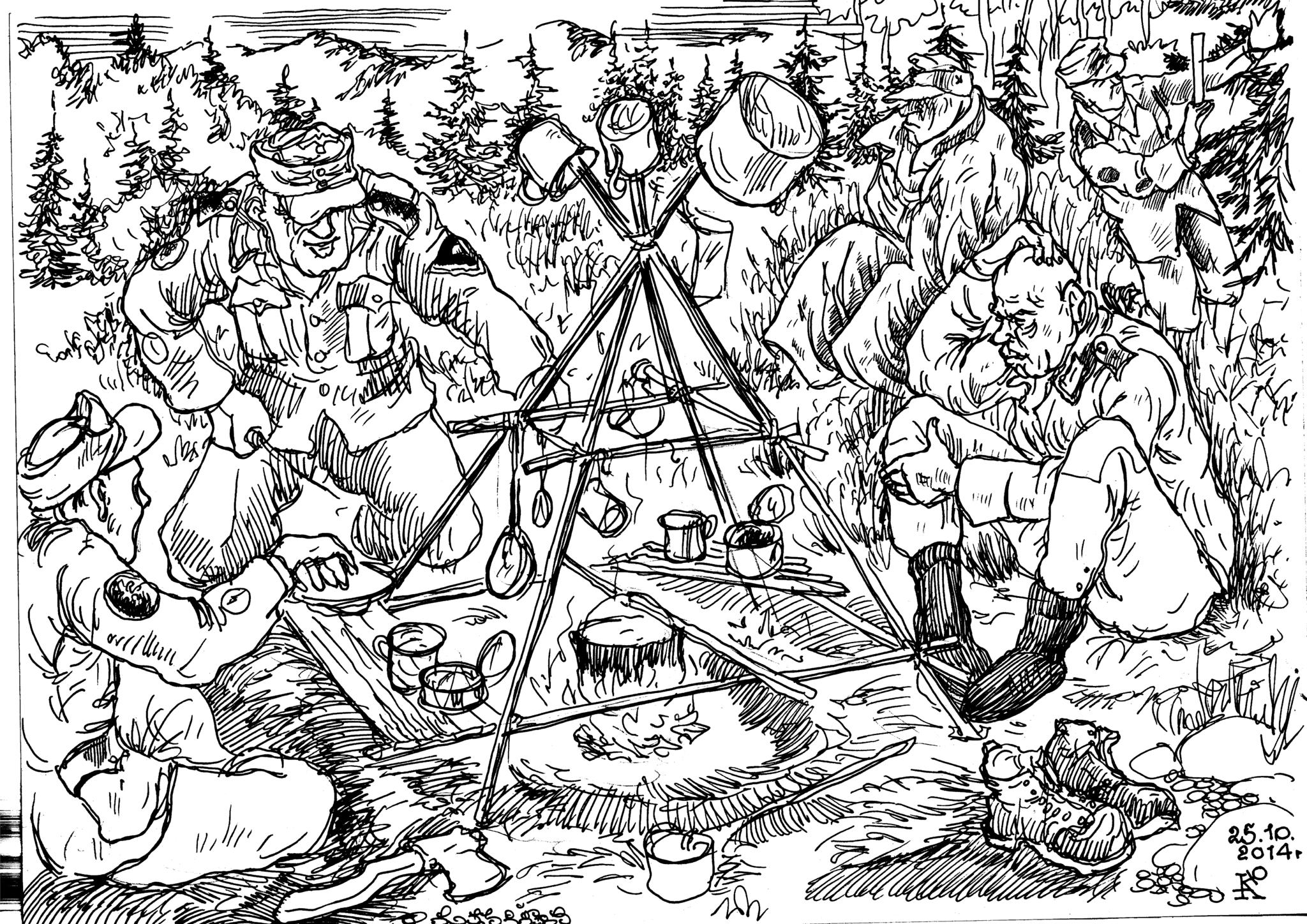 Прогноз погоды — основа безопасности горных стрелков